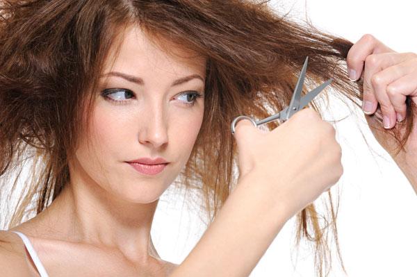 Сильно путаются волосы что делать